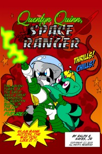 Purchase Quentyn Quinn, Space Ranger Volume 1