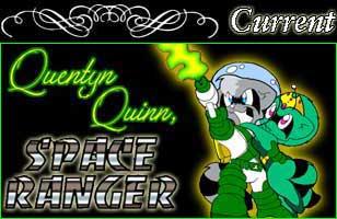 Quentyn Quinn - Space Ranger