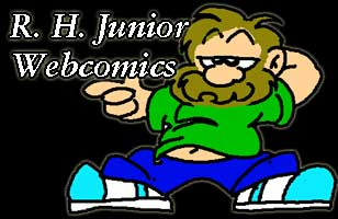 R. H. Junior Webcomics. The art and stories of R. H. Junior